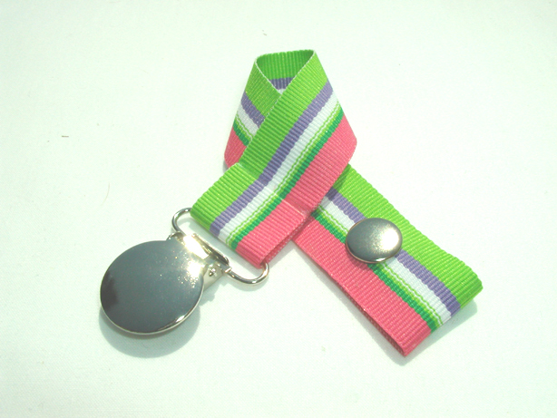 Beach Blanket Pacifier Holder