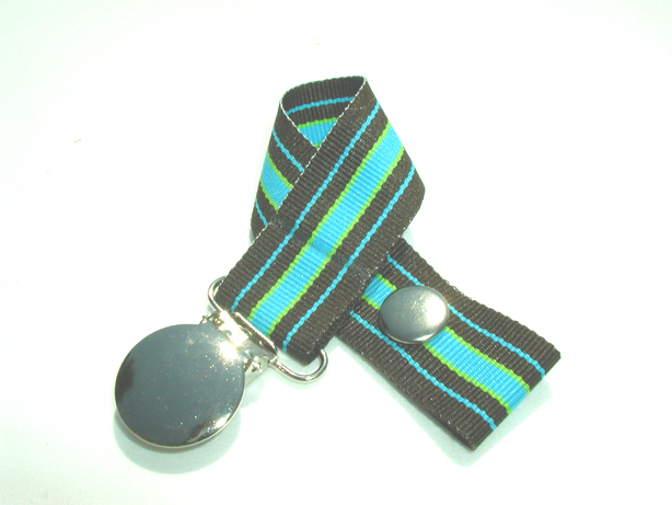 Bermuda Cool Pacifier Holder-Bermuda Cool Pacifier Holder