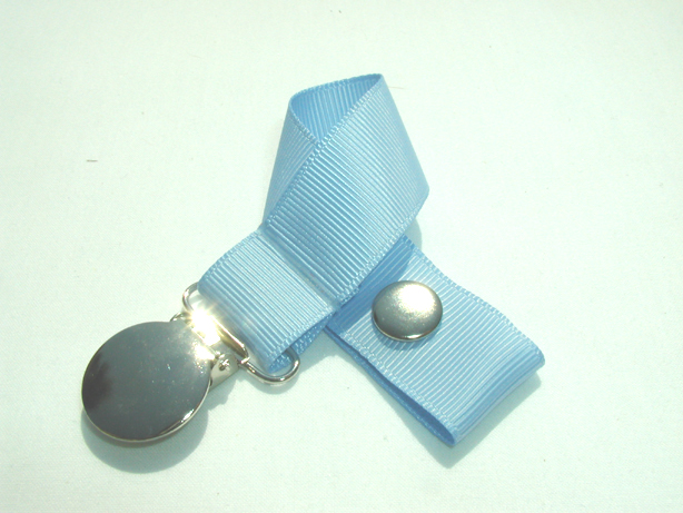 Bluebird Pacifier Holder-Bluebird Pacifier Holder