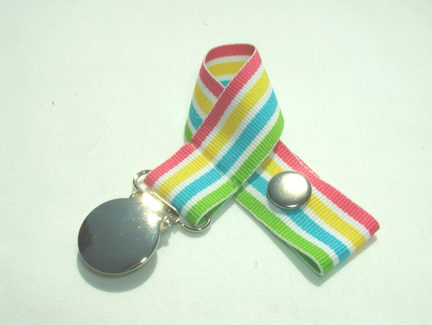 Caribbean Smoothie Pacifier Holder-Caribbean Smoothie Pacifier Holder