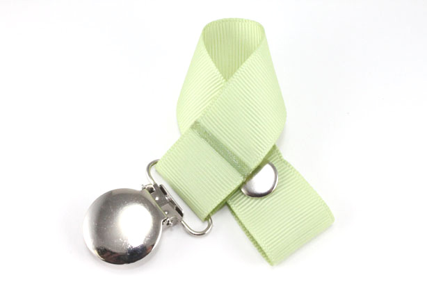 Lime Juice Pacifier Holder-Lime Juice Pacifier Holder