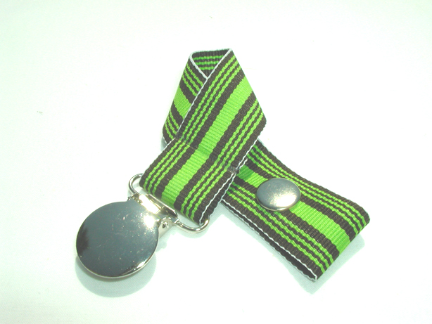 Limetini Pacifier Holder-Limetini Pacifier Holder