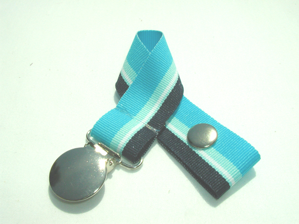 Mediterranean Cruise Pacifier Holder-Mediterranean Cruise Pacifier Holder