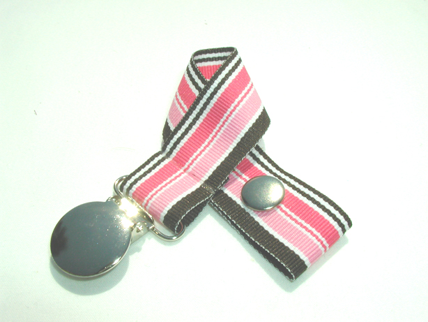 Neopolitan Pacifier Holder-Neopolitan Pacifier Holder