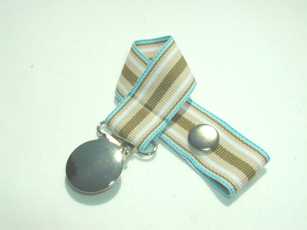 Seaside Pacifier Holder-Seaside Pacifier Holder