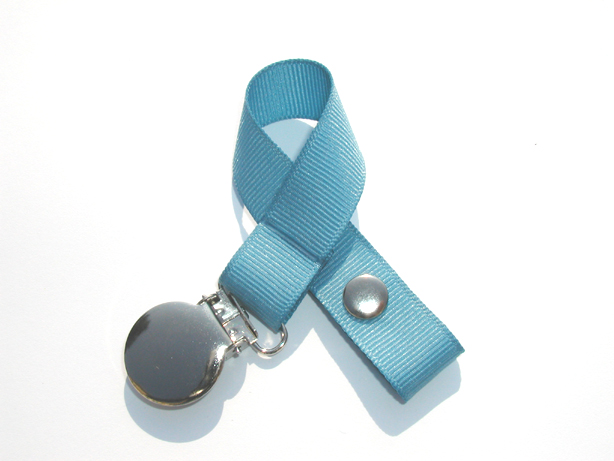 Anti Blue Small Pacifier Holder-Anti Blue Small Pacifier Holder